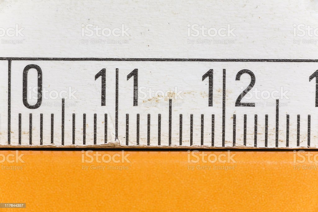 measure stock photo