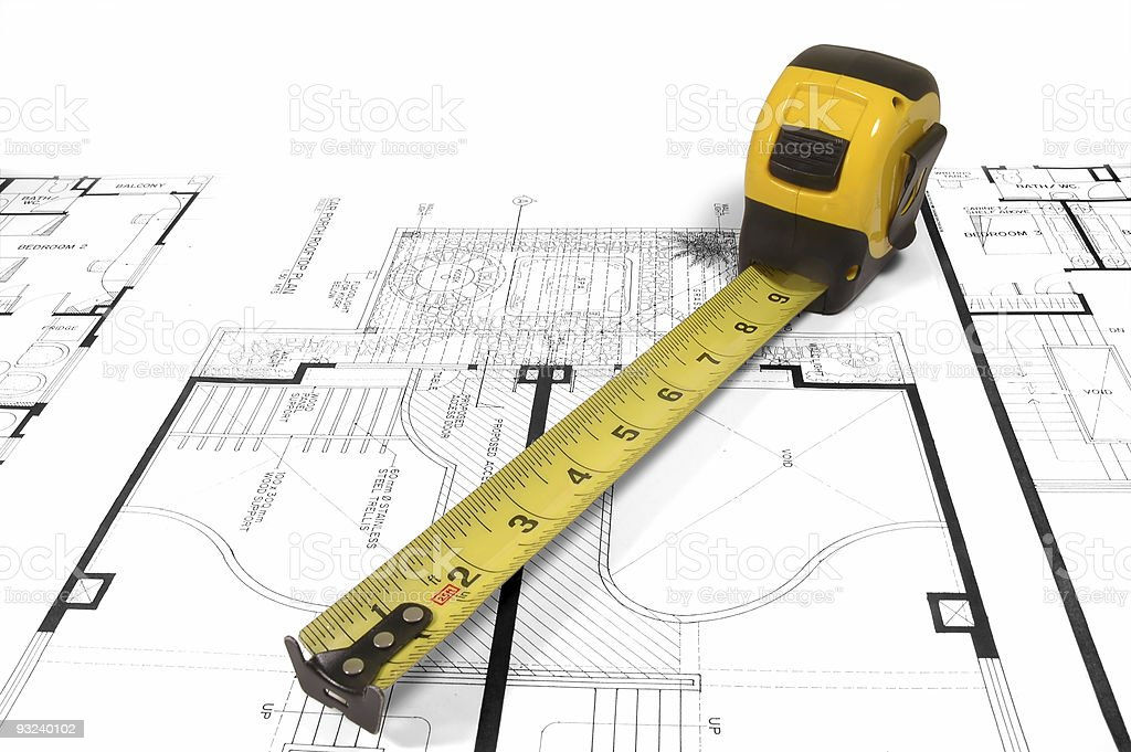 Measure Up! royalty-free stock photo