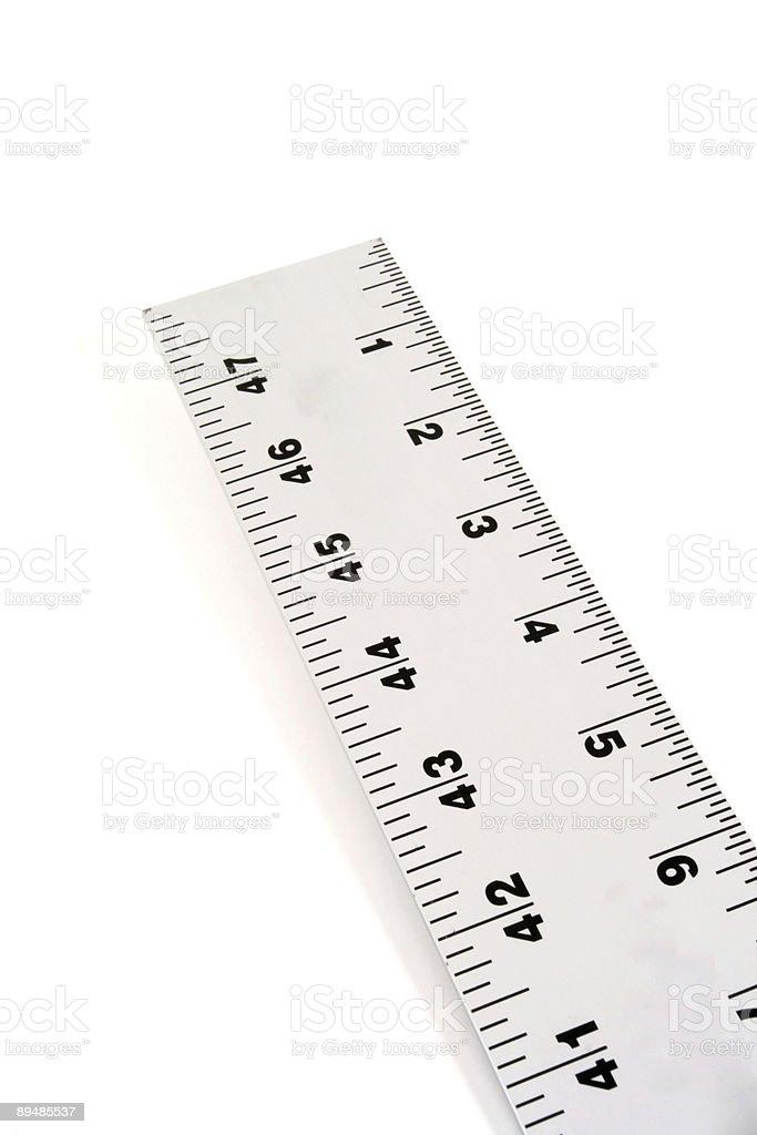 Measurement stock photo