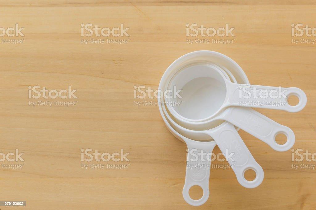 Measuring cup photo libre de droits