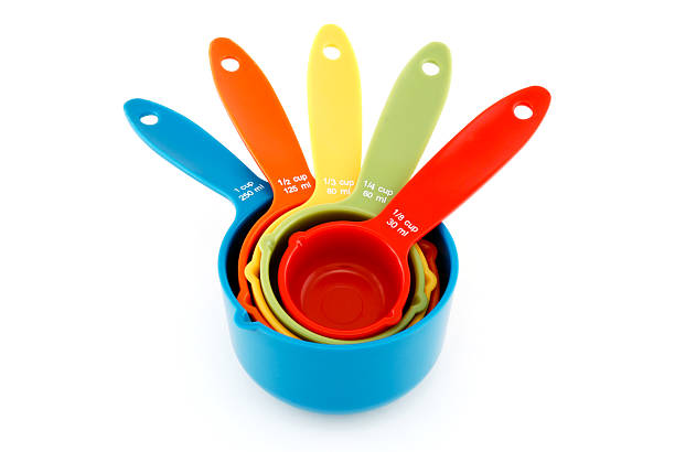 Measuring Cups  dry measure stock pictures, royalty-free photos & images