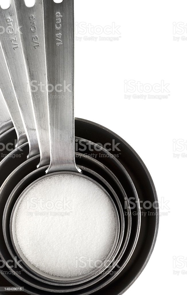 Measuring Cups. stock photo
