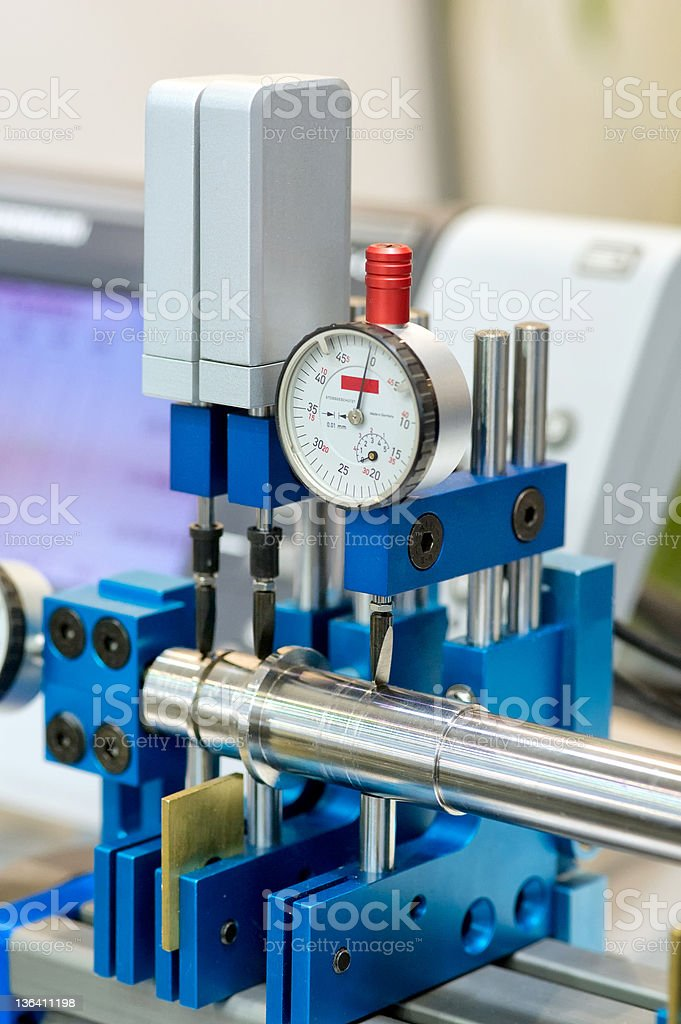 Measuring instrument royalty-free stock photo