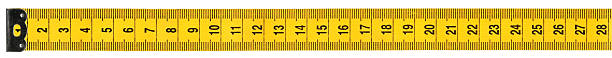 Measuring tape on white background, clipping path High resolution measuring tape isolated with clipping path tape measure stock pictures, royalty-free photos & images