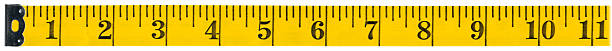 measuring tape on white background, clipping path - ruler stock photos and pictures