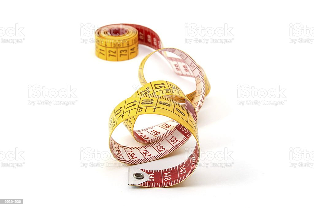 measuring tape - Royalty-free Centimeter Stock Photo