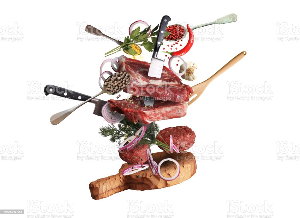 Meat and beef - Photo