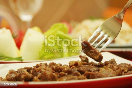 istock Meat Kebab 185548608