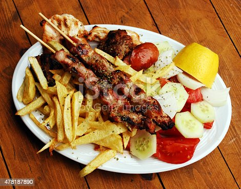 655793486istockphoto meat plate 478187890