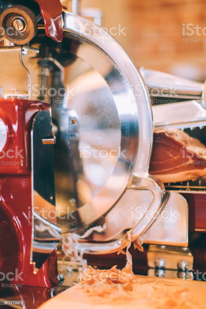 schinken aufschnittmaschine
