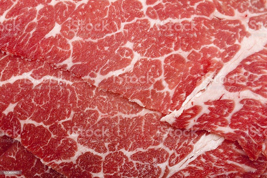 Fleisch strukturierte – Foto