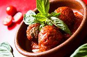 Meatballs Italia