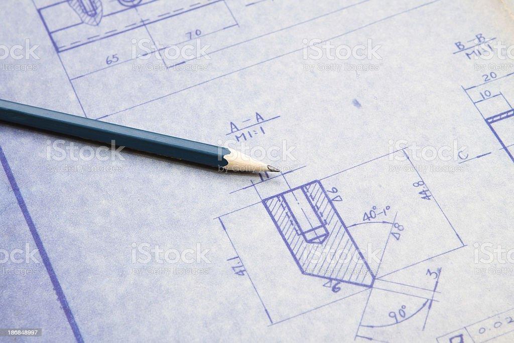 Mechanic blueprint detail stock photo istock mechanic blueprint detail royalty free stock photo malvernweather Choice Image
