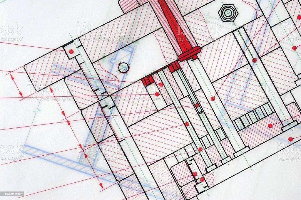 Mechanic blueprint outline design paperwork document stock photo mechanic blueprint outline design paperwork document royalty free stock photo malvernweather Gallery