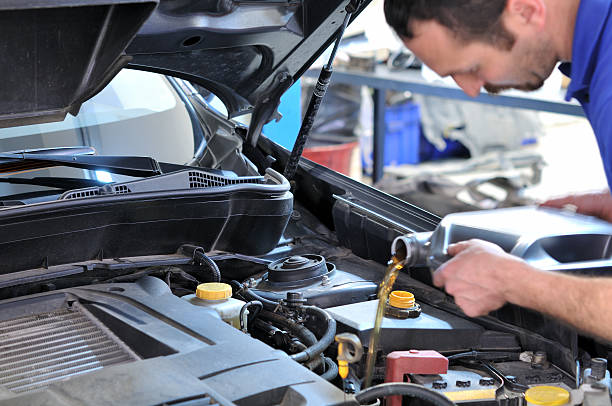 Image result for oil change stock image