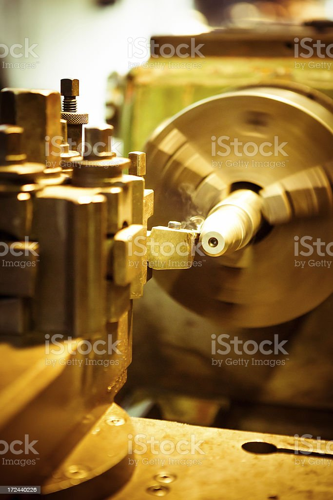 Mechanic Tool Detail royalty-free stock photo