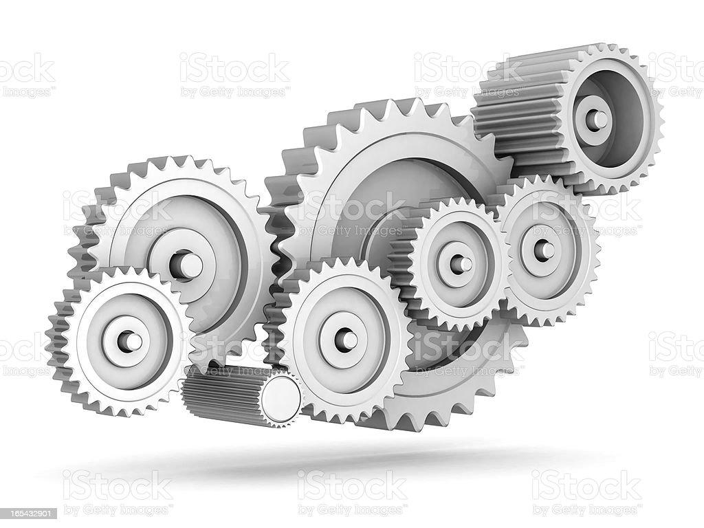 Mechanischen Getriebe – Foto