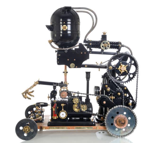 Mechanisches Dienstmodell – Foto