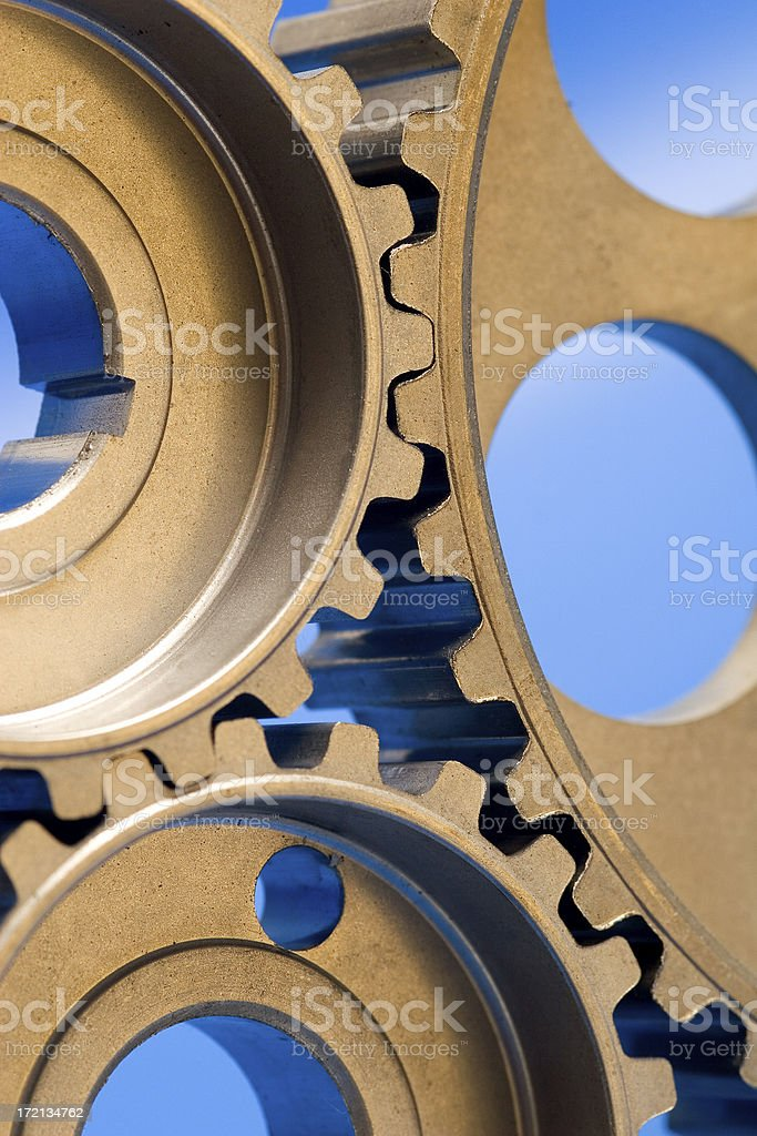 Mechanisms royalty-free stock photo