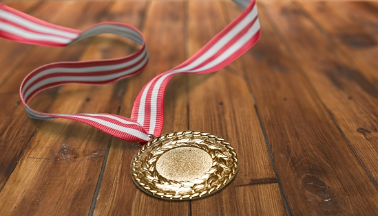 istock Medal. 817876836