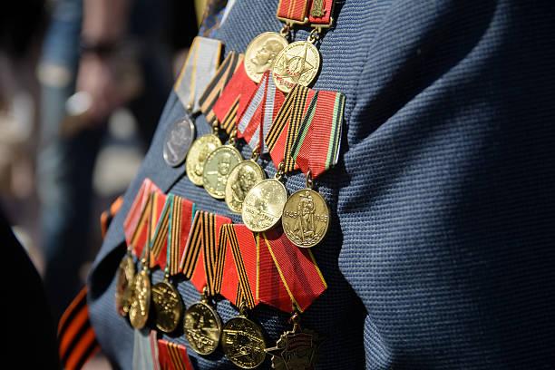Medals veteran - Photo