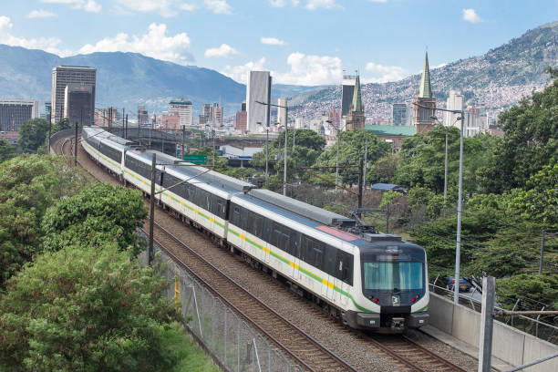 Medellín is the capital of the mountainous province of Antioquia (Colombia). Nicknamed the