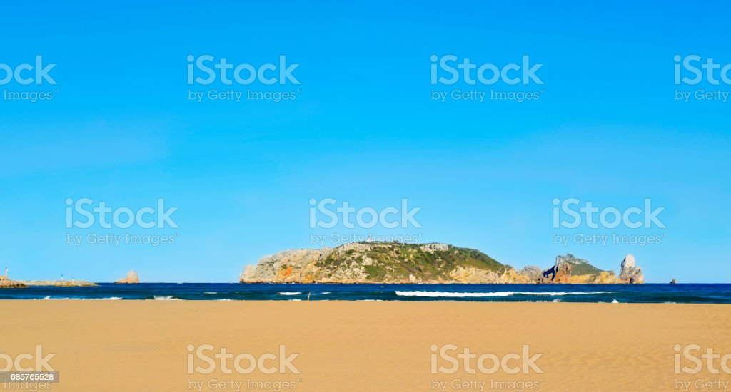 Medes Islands, Spain royalty-free stock photo