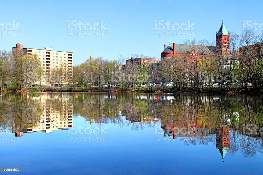 Medford, Massachusetts stock photo