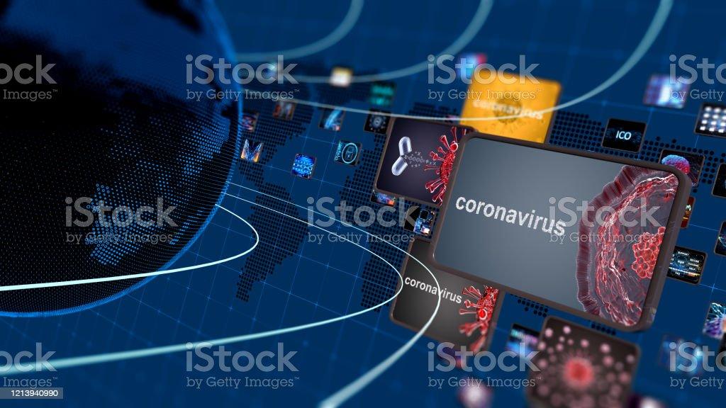 テレビ画面付きメディアコンセプト - 3Dのロイヤリティフリーストックフォト