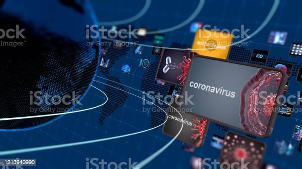 テレビ画面付きメディアコンセプト - 3Dのストックフォトや画像を多数ご用意