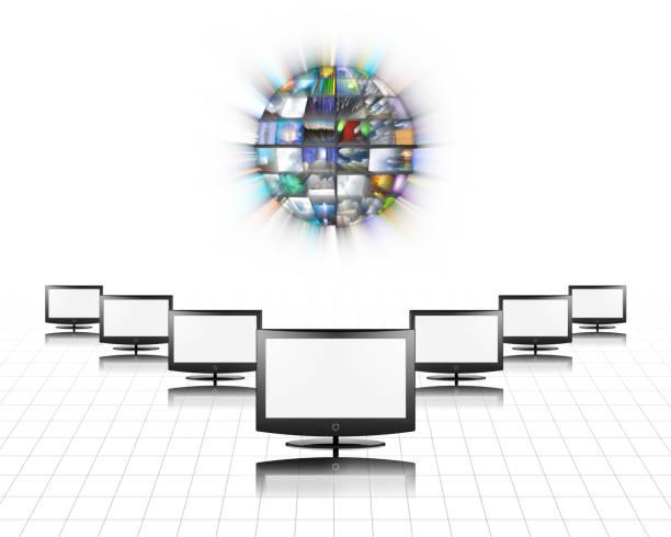 media-bereich - desktop hintergrund hd stock-fotos und bilder
