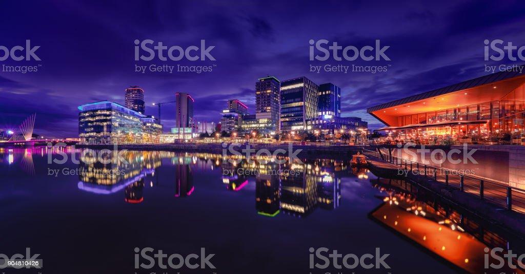 MediaCity UK Manchester Salford Quays – Foto