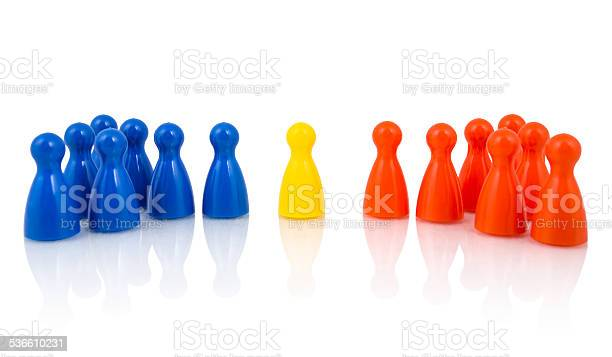Mediation And Unification Concept Stock Photo - Download Image Now