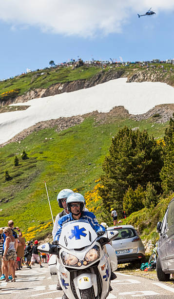 Assistance médicale Bike- Tour de France - Photo