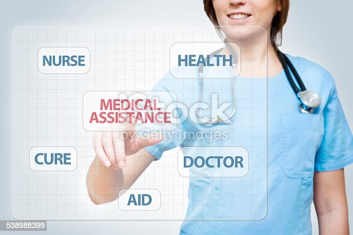 istock Medical assistance (Click for more) 538988399
