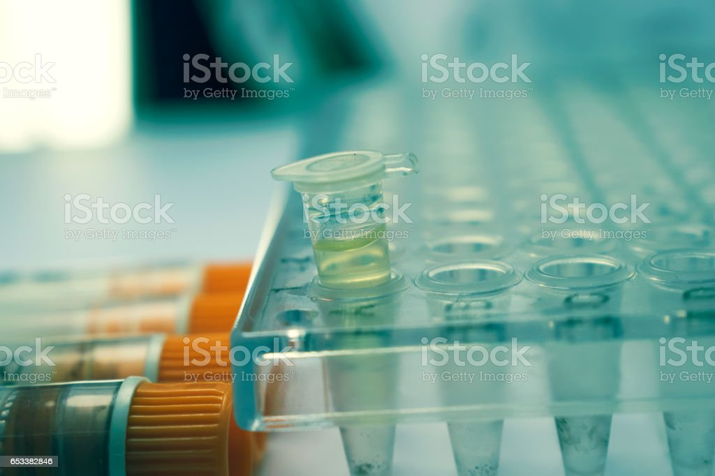 Medical Background Zika Research stock photo