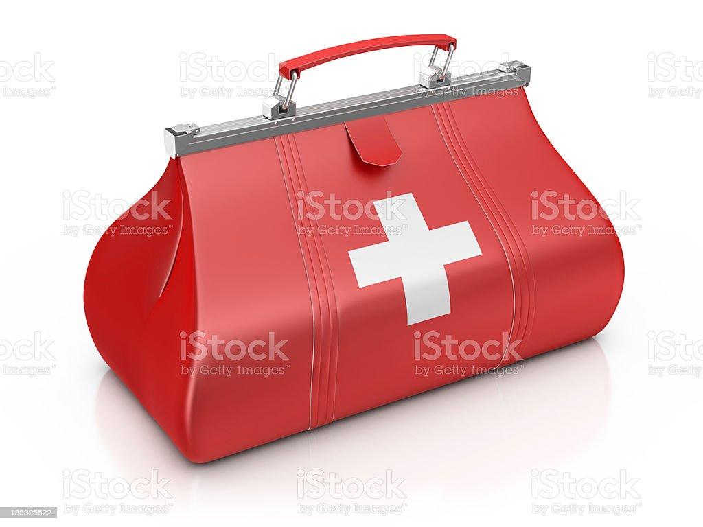 Medical Bag royalty-free stock photo