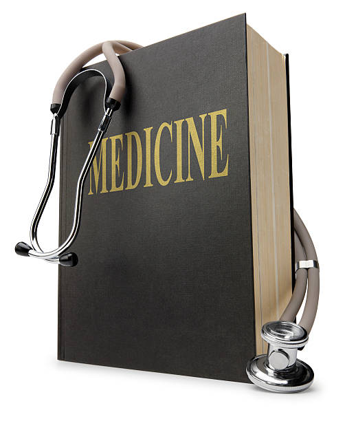 Medical Book stock photo