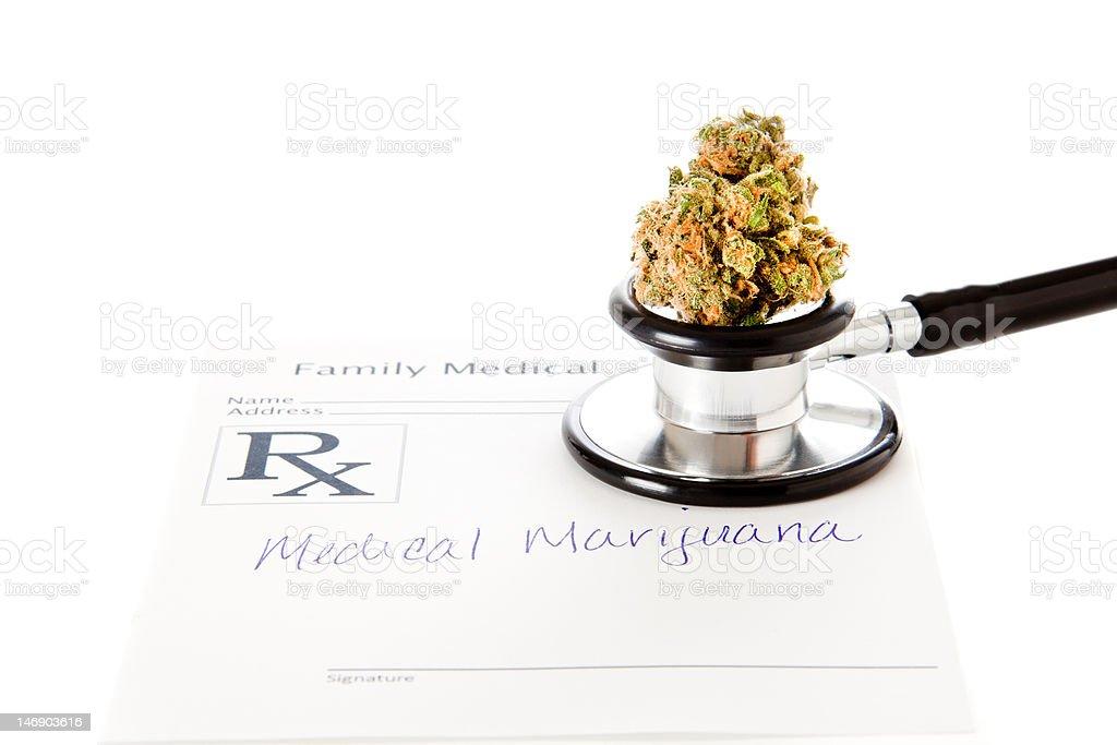 Medical Cannabis stock photo