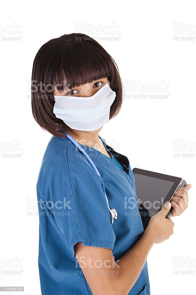 real teen krankenschwester
