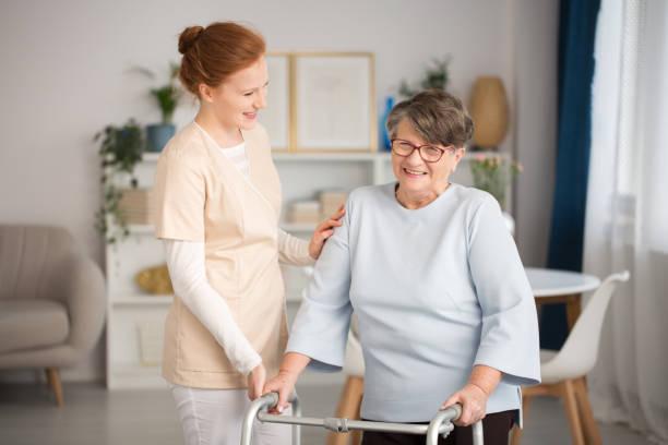 Medical caretaker helping senior woman picture id956560726?b=1&k=6&m=956560726&s=612x612&w=0&h=xc2xpnwi2e4ahwdaxvqpvztj0ipvas0hphvumfp0xns=