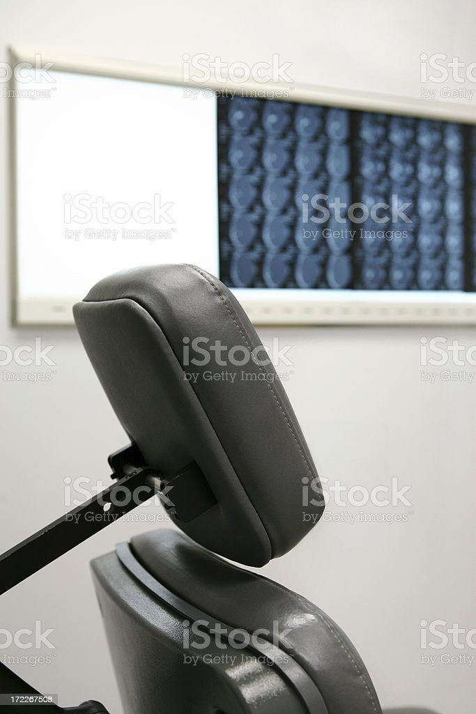 Medical Chair royalty-free stock photo