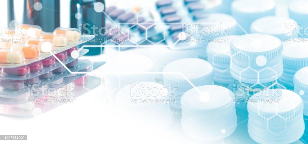 Medizinisches Konzept Hintergrund – Foto