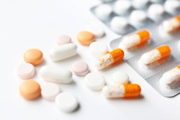 医療コンセプトイメージ - 医薬品 ストックフォトと画像