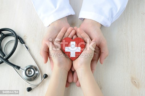 istock Medical concepts, safe support 948844784