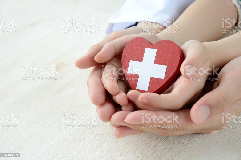 Concepts médicaux, appui sûr - Photo