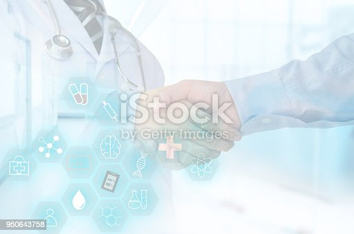 istock medical doctor and patient 950643758