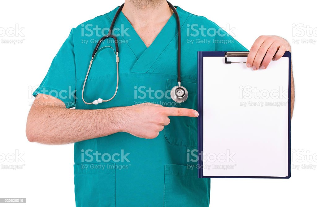 Doktor der Medizin. – Foto