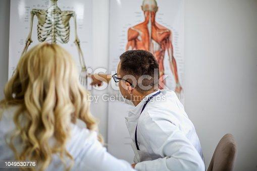 istock Medical exam 1049530776