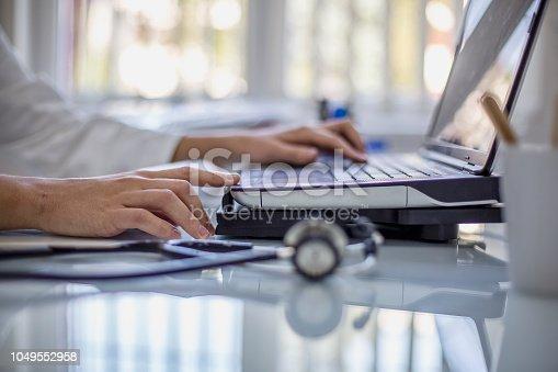 istock Medical exam 1049552958